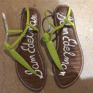 Sam Edelman 9.5 Sandals
